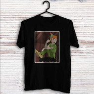 Peter Pan Disney Custom T Shirt Tank Top Men and Woman