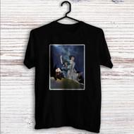 Steins Gate Okabe Rintarou & Shiina Mayuri Custom T Shirt Tank Top Men and Woman