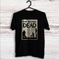 Walking Dead The Game Custom T Shirt Tank Top Men and Woman
