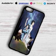 Steins Gate Okabe Rintarou & Shiina Mayuri iPhone 4/4S 5 S/C/SE 6/6S Plus 7  Samsung Galaxy S4 S5 S6 S7 NOTE 3 4 5  LG G2 G3 G4  MOTOROLA MOTO X X2 NEXUS 6  SONY Z3 Z4 MINI  HTC ONE X M7 M8 M9 M8 MINI CASE