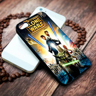 Clone Wars  star wars on your case iphone 4 4s 5 5s 5c 6 6plus 7 case / cases
