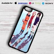 Uzumaki Naruto Sakura Haruno Kakashi Hatake iPhone 4/4S 5 S/C/SE 6/6S Plus 7| Samsung Galaxy S4 S5 S6 S7 NOTE 3 4 5| LG G2 G3 G4| MOTOROLA MOTO X X2 NEXUS 6| SONY Z3 Z4 MINI| HTC ONE X M7 M8 M9 M8 MINI CASE