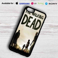 Walking Dead The Game iPhone 4/4S 5 S/C/SE 6/6S Plus 7| Samsung Galaxy S4 S5 S6 S7 NOTE 3 4 5| LG G2 G3 G4| MOTOROLA MOTO X X2 NEXUS 6| SONY Z3 Z4 MINI| HTC ONE X M7 M8 M9 M8 MINI CASE