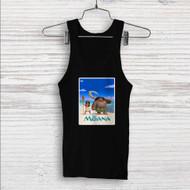 Disney Moana Custom Men Woman Tank Top T Shirt Shirt