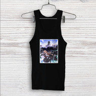 Kirito and Asuna Sword Art Online Games Custom Men Woman Tank Top T Shirt Shirt