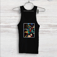 The Team Young Justice Custom Men Woman Tank Top T Shirt Shirt