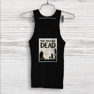 Walking Dead The Game Custom Men Woman Tank Top T Shirt Shirt