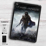 "Middle Earth Shadow of Mordor iPad 2 3 4 iPad Mini 1 2 3 4 iPad Air 1 2 | Samsung Galaxy Tab 10.1"" Tab 2 7"" Tab 3 7"" Tab 3 8"" Tab 4 7"" Case"