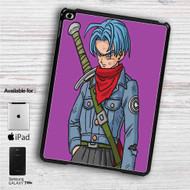 "Trunks Dragon Ball Super iPad 2 3 4 iPad Mini 1 2 3 4 iPad Air 1 2 | Samsung Galaxy Tab 10.1"" Tab 2 7"" Tab 3 7"" Tab 3 8"" Tab 4 7"" Case"