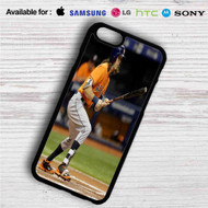 Colby Rasmus Houston Astros iPhone 4/4S 5 S/C/SE 6/6S Plus 7| Samsung Galaxy S4 S5 S6 S7 NOTE 3 4 5| LG G2 G3 G4| MOTOROLA MOTO X X2 NEXUS 6| SONY Z3 Z4 MINI| HTC ONE X M7 M8 M9 M8 MINI CASE