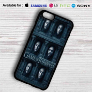 Game Of Thrones New Season iPhone 4/4S 5 S/C/SE 6/6S Plus 7| Samsung Galaxy S4 S5 S6 S7 NOTE 3 4 5| LG G2 G3 G4| MOTOROLA MOTO X X2 NEXUS 6| SONY Z3 Z4 MINI| HTC ONE X M7 M8 M9 M8 MINI CASE