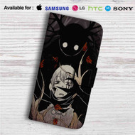 Over The Garden Wall Dark Custom Leather Wallet iPhone 4/4S 5S/C 6/6S Plus 7| Samsung Galaxy S4 S5 S6 S7 Note 3 4 5| LG G2 G3 G4| Motorola Moto X X2 Nexus 6| Sony Z3 Z4 Mini| HTC ONE X M7 M8 M9 Case