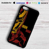 Iron Man Marvel iPhone 4/4S 5 S/C/SE 6/6S Plus 7| Samsung Galaxy S4 S5 S6 S7 NOTE 3 4 5| LG G2 G3 G4| MOTOROLA MOTO X X2 NEXUS 6| SONY Z3 Z4 MINI| HTC ONE X M7 M8 M9 M8 MINI CASE