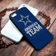 Dallas Cowboys 4 on your case iphone 4 4s 5 5s 5c 6 6plus 7 case / cases