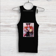 Alice Through the Looking Glass Custom Men Woman Tank Top T Shirt Shirt