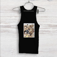 Attack On Titan Collage Custom Men Woman Tank Top T Shirt Shirt