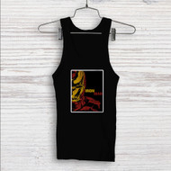 Iron Man Marvel Custom Men Woman Tank Top T Shirt Shirt