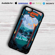 Jurassic Park Classic iPhone 4/4S 5 S/C/SE 6/6S Plus 7| Samsung Galaxy S4 S5 S6 S7 NOTE 3 4 5| LG G2 G3 G4| MOTOROLA MOTO X X2 NEXUS 6| SONY Z3 Z4 MINI| HTC ONE X M7 M8 M9 M8 MINI CASE