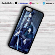 Levi and Eren Attack On Titan iPhone 4/4S 5 S/C/SE 6/6S Plus 7| Samsung Galaxy S4 S5 S6 S7 NOTE 3 4 5| LG G2 G3 G4| MOTOROLA MOTO X X2 NEXUS 6| SONY Z3 Z4 MINI| HTC ONE X M7 M8 M9 M8 MINI CASE