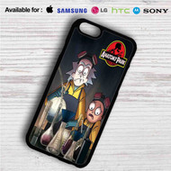 Rick and Morty Anatomy Park iPhone 4/4S 5 S/C/SE 6/6S Plus 7| Samsung Galaxy S4 S5 S6 S7 NOTE 3 4 5| LG G2 G3 G4| MOTOROLA MOTO X X2 NEXUS 6| SONY Z3 Z4 MINI| HTC ONE X M7 M8 M9 M8 MINI CASE