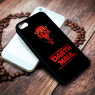Darth Maul starwars on your case iphone 4 4s 5 5s 5c 6 6plus 7 case / cases