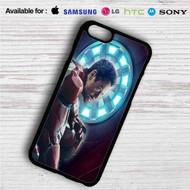 Tony Stark Iron Man Marvel iPhone 4/4S 5 S/C/SE 6/6S Plus 7| Samsung Galaxy S4 S5 S6 S7 NOTE 3 4 5| LG G2 G3 G4| MOTOROLA MOTO X X2 NEXUS 6| SONY Z3 Z4 MINI| HTC ONE X M7 M8 M9 M8 MINI CASE