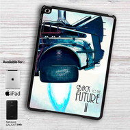 "Back To The Future 2 iPad 2 3 4 iPad Mini 1 2 3 4 iPad Air 1 2 | Samsung Galaxy Tab 10.1"" Tab 2 7"" Tab 3 7"" Tab 3 8"" Tab 4 7"" Case"