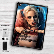 "Harley Quinn Suicide Squad Movie iPad 2 3 4 iPad Mini 1 2 3 4 iPad Air 1 2 | Samsung Galaxy Tab 10.1"" Tab 2 7"" Tab 3 7"" Tab 3 8"" Tab 4 7"" Case"