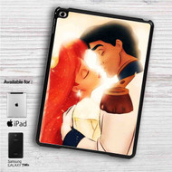 "Kiss Ariel and Eric iPad 2 3 4 iPad Mini 1 2 3 4 iPad Air 1 2 | Samsung Galaxy Tab 10.1"" Tab 2 7"" Tab 3 7"" Tab 3 8"" Tab 4 7"" Case"