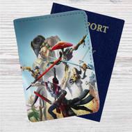 Battleborn Custom Leather Passport Wallet Case Cover