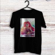 Ariel Disney The Little Mermaid Custom T Shirt Tank Top Men and Woman