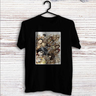Attack On Titan Collage Custom T Shirt Tank Top Men and Woman