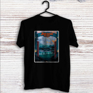 Jurassic Park Classic Custom T Shirt Tank Top Men and Woman
