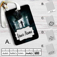 The Conjuring 2 Horror Movie Custom Leather Luggage Tag