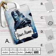 X-Men Apocalypse Custom Leather Luggage Tag