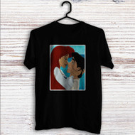 Ariel and Eric Love Disney Custom T Shirt Tank Top Men and Woman