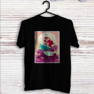 Ariel Mermaid After Eat Custom T Shirt Tank Top Men and Woman