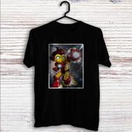 Astro Boy Iron Man Stark Industries Custom T Shirt Tank Top Men and Woman