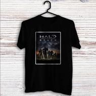 Halo Reach Custom T Shirt Tank Top Men and Woman