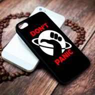 Don't Panic Iphone 4 4s 5 5s 5c 6 6plus 7 case / cases