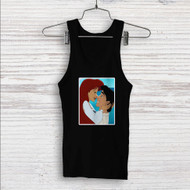 Ariel and Eric Love Disney Custom Men Woman Tank Top T Shirt Shirt