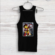 Astro Boy Iron Man Stark Industries Custom Men Woman Tank Top T Shirt Shirt