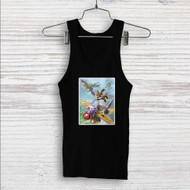 Banjo-Kazooie Nuts and Bolts Custom Men Woman Tank Top T Shirt Shirt
