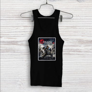 Gears of War Custom Men Woman Tank Top T Shirt Shirt