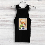 Nick and Judy Zootopia Custom Men Woman Tank Top T Shirt Shirt