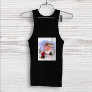 Snoopy and Charlie Brown The Peanuts Movie Custom Men Woman Tank Top T Shirt Shirt