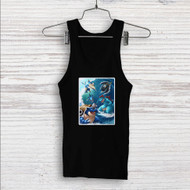 Water type Pokémon Custom Men Woman Tank Top T Shirt Shirt