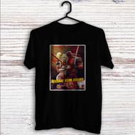 Natural Born Killers Deadpool Harley Quinn Custom T Shirt Tank Top Men and Woman