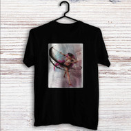 Poison Ultra Super Street Fighter IV Custom T Shirt Tank Top Men and Woman