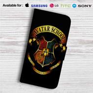 Avatar The Last Air Bener School Custom Leather Wallet iPhone 4/4S 5S/C 6/6S Plus 7| Samsung Galaxy S4 S5 S6 S7 Note 3 4 5| LG G2 G3 G4| Motorola Moto X X2 Nexus 6| Sony Z3 Z4 Mini| HTC ONE X M7 M8 M9 Case